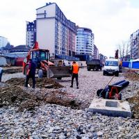 Роман Галіпчак: Роботи зі з'єднання Північного та Південного бульварів ведуться законно