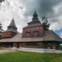 Пам'ятки Прикарпаття: церква, де отримала своє перше причастя легендарна Роксолана. ФОТО