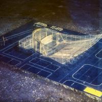 Нездійснені архітектурні проекти Станиславова: «літній театр в парку»