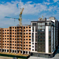 """Як проходить будівництво житлового масиву """"Паркова Алея"""". ФОТО/ВІДЕО"""