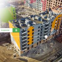 """Стан будівництва ЖК """"Паркове містечко"""" у травні. ВІДЕО"""