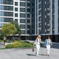 Хід будівництва ЖК Comfort Park станом на травень 2020. ВІДЕО