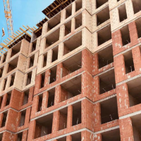 """Як проходить будівництво ЖК """"Main House"""" у травні. ФОТО"""