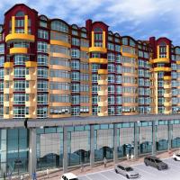 ЖК «Скеля» — сучасний комерційно-житловий комплекс в самому центрі Яремче