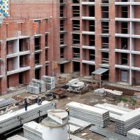 """Хід будівництва ЖК """"Містечко Козацьке"""" у травні. ФОТО"""