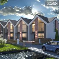 Котеджне містечко «Scandi House»: новий тип житла в Івано-Франківську