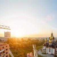 Хід будівництва Містечко Соборне станом на 23.08