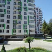 Житловий комплекс в Івано-Франківську класичне будівництво з керамічної цегли