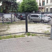 В Івано-Франківську вирішили законсервувати Тисменицьку браму. ФОТО