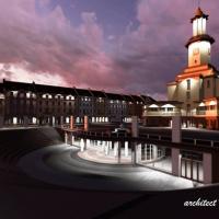 Площа Ринок може перетворитися на інтерактивний простір з амфітеатром та підземеллям. ФОТО