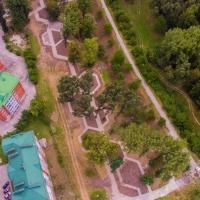 Сьогодні в Івано-Франківську відкриють скандальний сквер «Первоцвіт».Фото