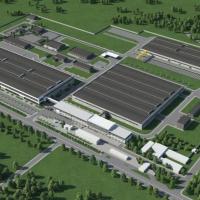 У Франківську на території колишнього заводу будують індустріальний парк