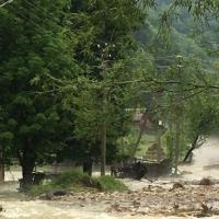 На Франківщині через стихію зруйновано до 30 мостів