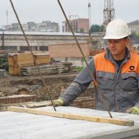 Екскурсія будівельним майданчиком ЖК Містечко Центральне. ФОТО