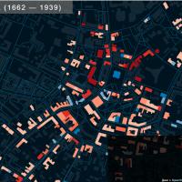 У Франківську з'явилась унікальна інтерактивна карта віку міських будівель