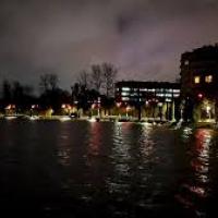 Підсвітка пірсів на міському озері Івано-Франківська обійдеться майже у 2 мільйони гривень