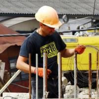 Хід будівництва житлового Містечко Центральне у липні. ФОТО