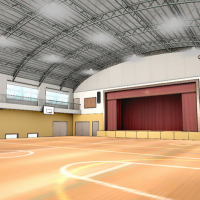 На Коломийщині розпочали будувати модульний спортивний зал. ВІДЕО