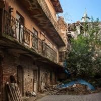 У Франківську руйнується чергова пам'ятка архітектури. Фото
