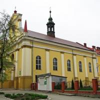 У Франківську реставрують Свято-Троїцький собор. ФОТО