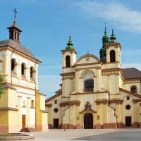 Знайомимось з історичними будівлями Івано-Франківська. Станіславівська колегіата