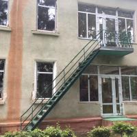У Франківську тривають роботи по модернізації дитячого садка «Ластівка»
