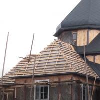 У прикарпатському селі ремонтують 200-літній храм без відповідної документації. ВІДЕО