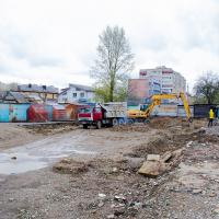 Будинок, який стояв на заваді з'єднання двох бульварів демонтують за два тижні