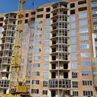 """Стан будівництва житлового комплексу """"Паркова алея"""" на вересень 2016 року"""