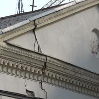 У Франківську руйнується будинок, в якому творив Іван Франко. ВІДЕО
