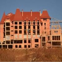 На Вовчинецьких горах майже 10 років працюють над спорудженням готельно-розважального комплексу