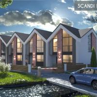 """Котеджне містечко """"Scandi House"""" - простір для Ваших теплих сімейних вечорів"""