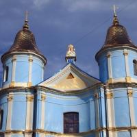 Знайомимось з історичними будівлями Івано-Франківська. Автокефальна православна церква, катедральний Покровський собор 1742 - 1762 рр.