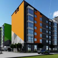 Стан будівництва ЖК Паркове містечко» в жовтні. ВІДЕО
