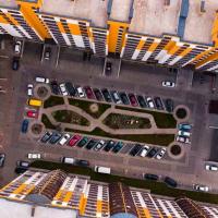 """Стан будівництва житлового масиву """"Паркова Алея"""" на 13 жовтня. ФОТО"""