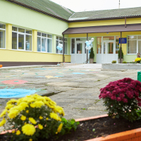 У Франківську за програмою НЕФКО утеплили дитячий садочок «Незабудка»