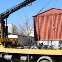 В Івано-Франківську демонтували понад три сотні незаконних об'єктів