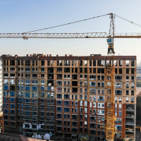 """Хід будівництва ЖК """"Main House"""" в жовтні. ФОТО"""