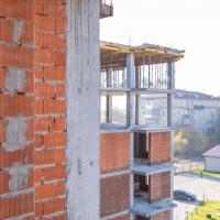 Будівництво ЖК Хмельницький у розпалі. ФОТО