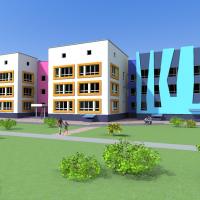 В Білих Ославах побудують дитячий садок за 27 мільйонів гривень