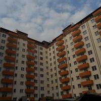 Хід будівництва ЖК по вул.Стуса-Миколайчука станом на 12 вересня 2016 року