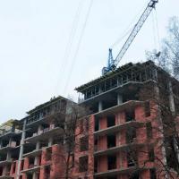 """Стан будівництва ЖК """"Авторський"""" у грудні. ФОТО"""