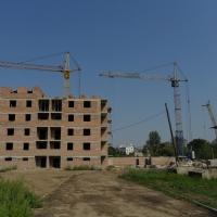 Фото-звіт з будівництва ІІІ черги по вул. Національної гвардії станом на 13 вересня