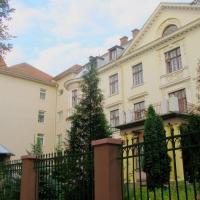 Франківськ 100 років тому і сьогодні: Міський пологовий санаторій. ФОТО
