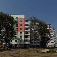 Фото-звіт з будівництва ІІ черги житлового комплексу по вул. Національної гвардії