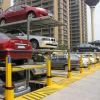 У Франківську хочуть збудувати багаторівневий автоматичний паркінг