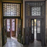 Чергові франківські старі двері повернулись на місце після реставрації. ФОТО