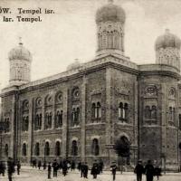 Знайомимось з історичними будівлями Івано-Франківська. Темпель