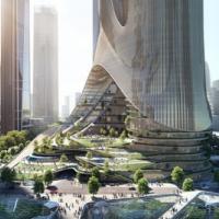 В Китаї побудують 400-метровий хмарочос-місто