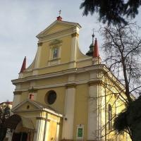 Знайомимось з історичними будівлями Івано-Франківська. Костел єзуїтів, палати духовенства та монастир
